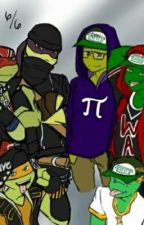 Tmnt punk/swag T or D by WealthyDAK
