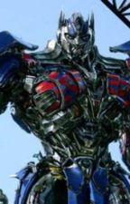 Transformers [Optimus Prime X OC] by EllaCipher1