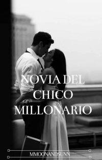 Novia Del Chico Millonario cover