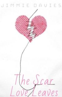 THE SCAR LOVE LEAVES cover