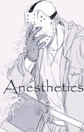 Anesthetics - Jason Voorhees x Reader by NicoleWasTaken