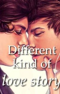 Different kind of love story ✔️ cover