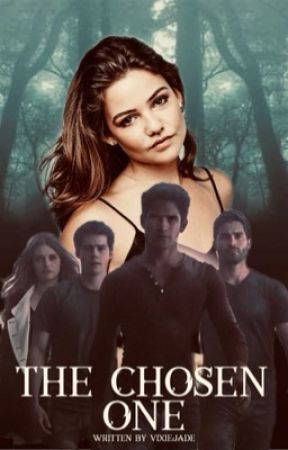The Chosen One (Teen Wolf) by VixieJade