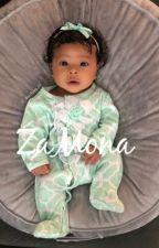 Zamona (Chris Brown Story) by kylaharden14