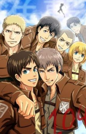 Truth or dare with Squad 104! (Attack on Titan) by Chibiccino