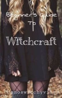Beginner's Guide To Witchcraft  cover