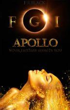Fairy Godmother Inc. (Book 1- Apollo's Angel) by DesireeRobertsAnfang