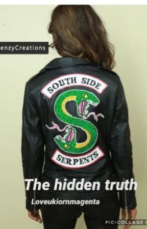 The hidden truth  by loveunikornmagenta