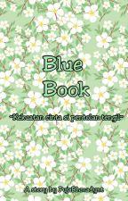 Blue Book by SakuraMirapuja