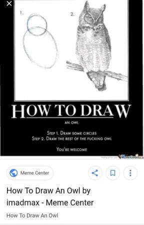 My silly drawings by Ni_Mel_Thranduil