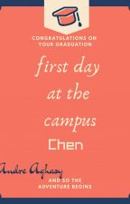 First Day At The Campus Chen  by AndreAghasy