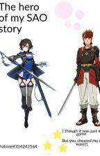 The hero of my SAO story by ThatOneKID4242564
