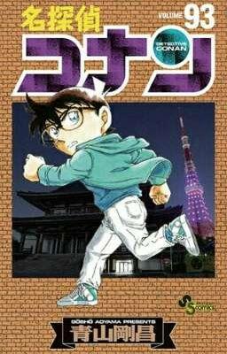 Đọc truyện Thám tử lừng danh Conan - Tập 93