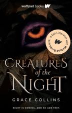 Creatures of the Night by cloudedwithstories