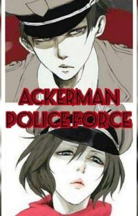 Ackerman Police Force  cover