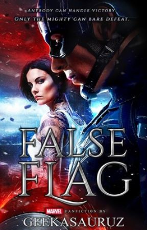 False Flag || Steve Rogers by Geekator