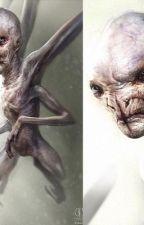 Alien Creature by mhranii_21