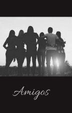 Amigos by Black-Rose0714