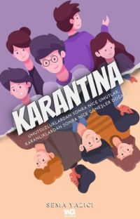 KARANTİNA  cover