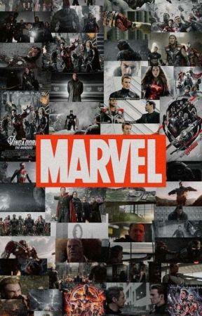 preferências e reações heróis marvel  by Vii_Vi_Loki