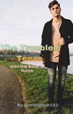 The Troubled Teens With the Book of Rules (x reader) by iamthebear__
