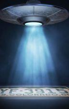 UFO by creepymacarone