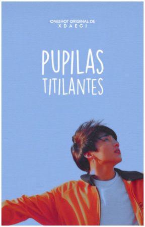 PUPILAS TITILANTES; jungkook by xdaegi