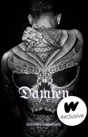 Damien ✔️ by illiteratehomebody