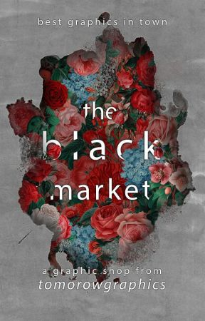 THE BLACK MARKET :: GRAPHIC SHOP  ► DESCHIS by TomorrowGraphics