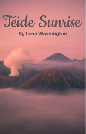 Teide Sunrise by lenacaraofficial