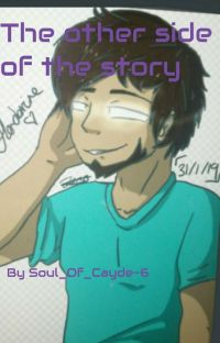 The Other Side Of The Story (herobrine x reader) [Completed ♥] cover