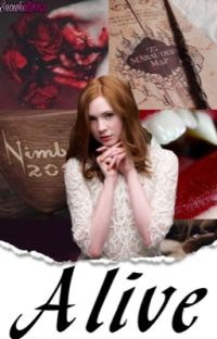 Alive {Harry Potter/The Vampires Diaries} ||  [1] cover