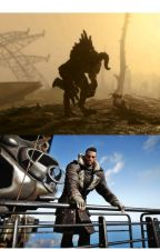 Fallout 4 Death come in my ways [Deathclaw female reader x Elder Maxson] by maxinekitty1