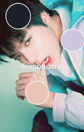 despondent °dream by babynorenmin