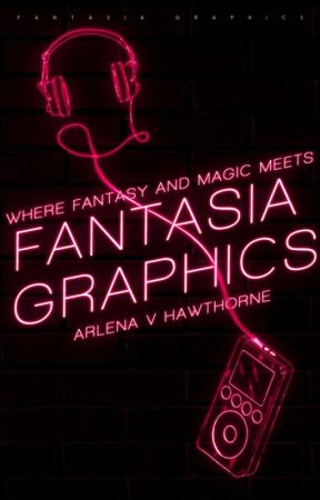 Fantasia Graphics || Graphics Portfolio by Huntrezz54