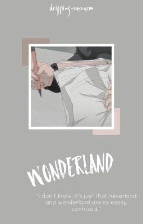 wonderland • wolfstar by dripping-sarcasm