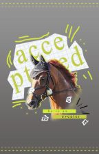 Accepted - he is an eventer by TinaWendyToni