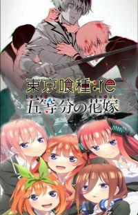 Go-toubun no Ghoul : RE cover