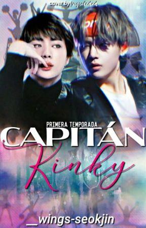 Capitán Kinky ── TaeJin [Corrigiendo] by ___WINGS-SEOKJIN
