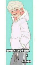 The Secret Life of Pets: Human!Snowball x Reader by thatCutesyPie2