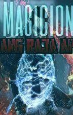 Magicion:Sang Raja Api by HarisIsmunandarIsmun