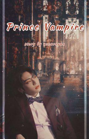 [Tzukook] Prince Vampir - The End Is Love by azzurayna