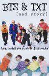 BTS & TXT [SAD STORY] cover