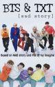 BTS & TXT [SAD STORY] by ZFBIGAELLE
