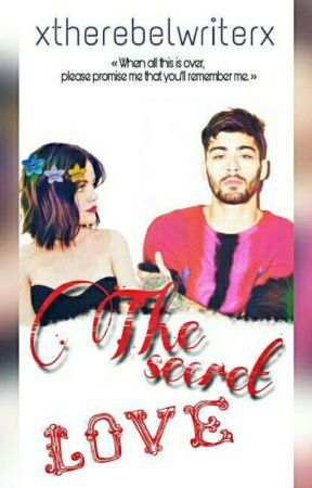 The secret love ||z.j.m.|| IN SOSPESO by xtherebelwriterx