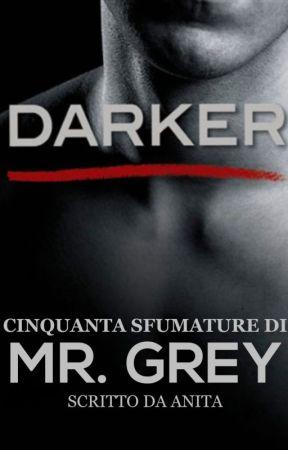 DARKER: cinquanta sfumature di Mr. Grey by EmjDornan