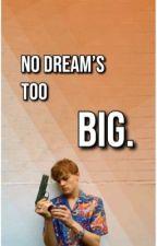 No Dream's Too Big- Young Leo Dicaprio  by lucywxlk