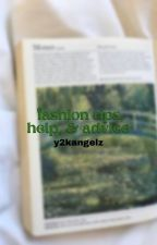 ↳ fashion tips, help, & advice **COMPLETED** by y2kangelz