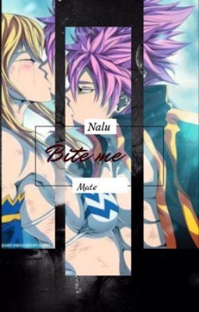 Bite me : a Nalu mating  by Emiri_Nikoru