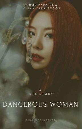 Dangerous Woman   BTS    by SibshipSiberian